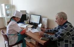 Суббота в Коркинском районе – день диспансеризации