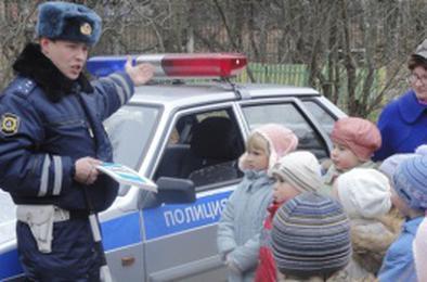 ГИБДД Коркино готовится к весенним каникулам