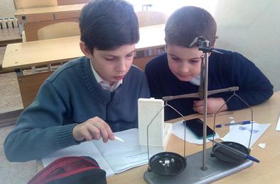 Школьники Коркино учатся в «Темпе»