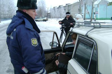 ГИБДД  выявила среди коркинских водителей нетрезвых за рулём
