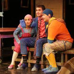 В Коркино покажут спектакль для всей семьи
