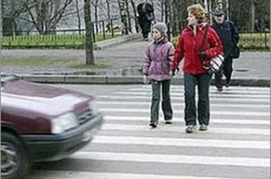 Сегодня ГИБДД  проведёт операцию «Пешеход»