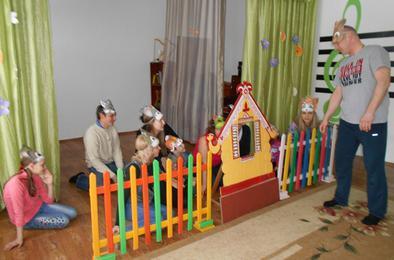 Детсадовцы Коркино совершили путешествие в сказку