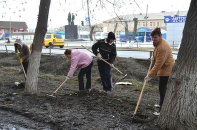 В Коркинском районе стартует пора весенних субботников