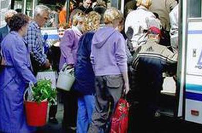 Для садоводов Коркино 15 апреля откроются автобусные маршруты