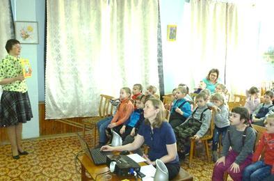 В детской бибилиотеке Коркино отметили именины Чуковского и его книг