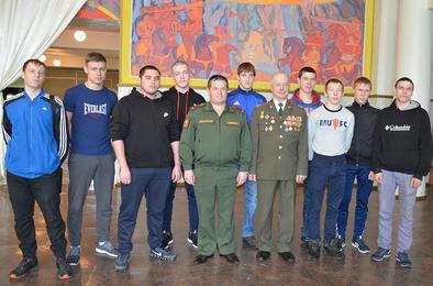 В Коркинском районе состоялся День призывника