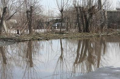 На период паводка в полиции Коркино создан оперативный штаб
