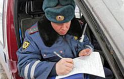 ГИБДД  Коркино за выходные выявила 13 нарушителей