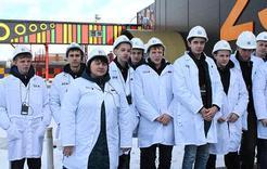 Студенты Коркино побывали на «Высоте 239»