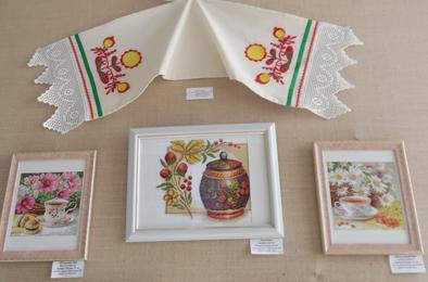 Коркинцы могут увидеть сразу три выставки