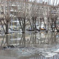 В Коркино обсудили ситуацию с паводком