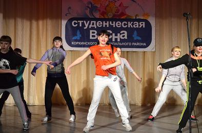 Сегодня в Коркинском районе начнётся фестиваль молодёжного творчества