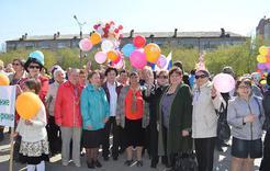 Первомай в Коркино отметят народным гулянием