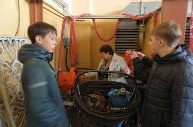 Выпускники Коркино выбирают профессию
