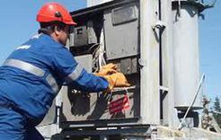 В Коркино аварийное отключение электроэнергии