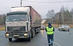 Весенние ограничения для большегрузов введут  с 12 апреля