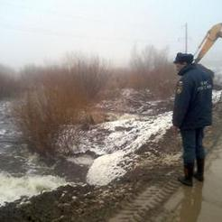 МЧС предупреждает южноуральцев о сильных дождях
