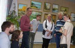 Коркинский художник запечатлел близкое и родное