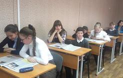 Школьники Коркино познакомились с профессией журналиста