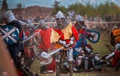 Коркинцев приглашают на рыцарский турнир