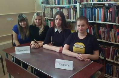 Студенты Коркино выбирают жизнь