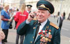 В честь Дня Победы ветераны позвонят бесплатно