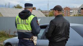 В Коркино полицейские проверили район