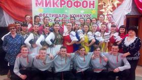 Коркинцы достойно выступили на фестивале «Волшебный микрофон»
