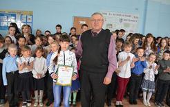 Юную жительницу Коркинского района наградили за смелый поступок