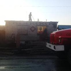В Коркинском районе сохраняется высокая пожароопасная ситуация