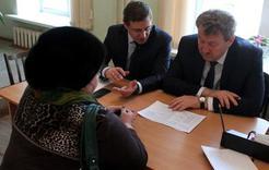 Жителей Коркинского района примет депутат Госдумы