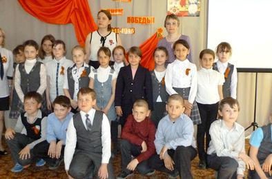 В Коркинском районе стартовала акция «Читаем детям о войне»