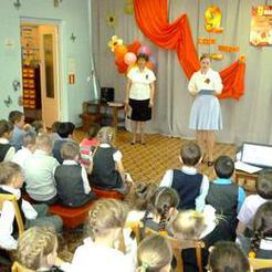 Дети Коркино шагают вместе с книгой дорогой Победы
