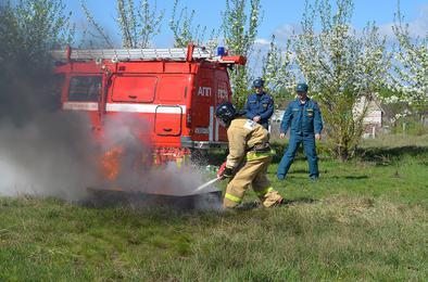 Юные спасатели Коркинского района выявили сильнейших