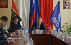 В Коркино состоялся семинар по реализации партийных проектов