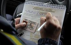 ГИБДД Коркино за выходные выявила 12 водителей-нарушителей