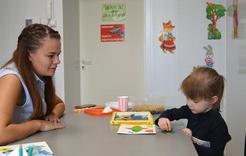 В центре «Интеллект» детям прививают любовь к обучению