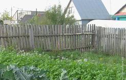 Как установить границы садового участка