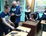Коркинские студенты готовятся к службе в армии