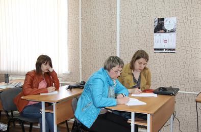 Общественникам Коркино рассказали как получить гранты