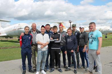 Коркинские студенты загорелись мечтой о небе