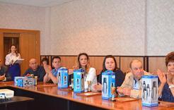 В Коркинском районе отметили День предпринимателя