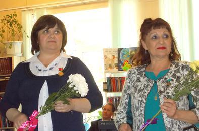 Библиотекарей Коркино поздравили с профессиональным праздником