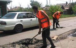 Качество ямочного ремонта дорог Коркино проверят депутаты