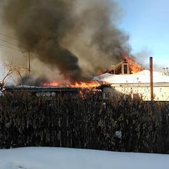За 5 месяцев в Коркинском районе сгорело имущества на 5 миллионов