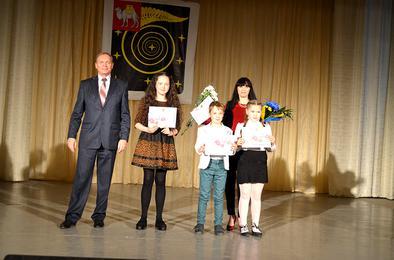Наша гордость и надежда: в Коркино чествовали талантливых детей