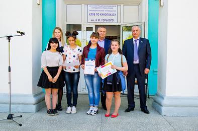 В Коркино наградили участников традиционного фотокросса