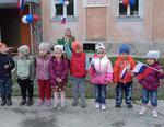 Детсадовцы Коркино отметили государственный праздник