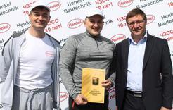 Коркинский завод «Хенкель Баутехник» отметил десятилетие